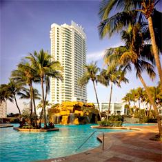 Miami Hotel Web Design